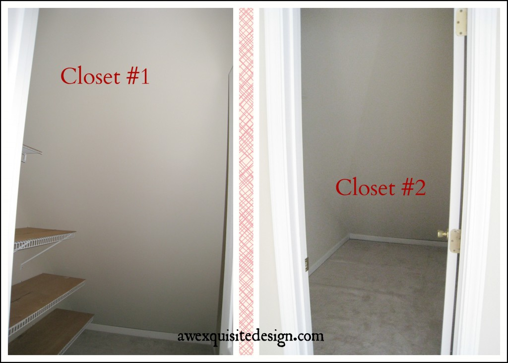 Master Closets Collage